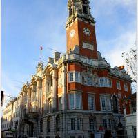 Colchester Town Hall, Колчестер
