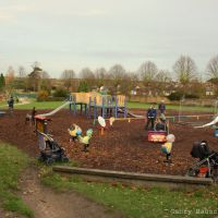 Playground in Colchester, Колчестер
