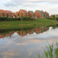 Oakley Vale - lakes, Корби