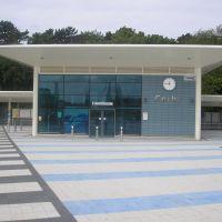 Corby Railway Station, Корби