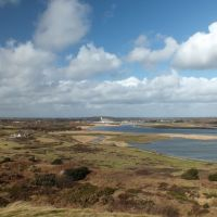 View From Hengistbury Head, Кристчерч