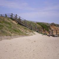 The beach passage, Кристчерч