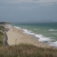 Hengistbury Head and the Isle of Wight, Кристчерч