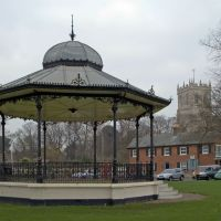 Bandstand on Christchurch Quay, Кристчерч