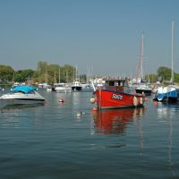 The Stour at Christchurch, Dorset, Кристчерч