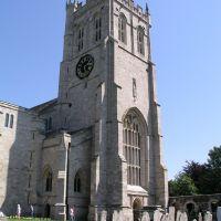 Igreja de Cristchurch, Кристчерч