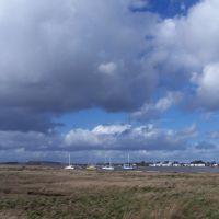View From Hengitsbury Head, Кристчерч