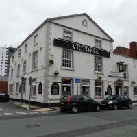"""The Victoria Hotel"", Crosby, Кросби"