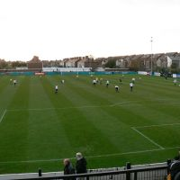 Marine v Guiseley, 22nd Nov 2008, Кросби