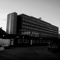 Crawley Hospital, Кроули