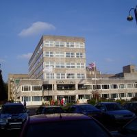 Crawley Town Hall January 2008, Кроули