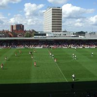 Gresty Road, Crewe, Крю