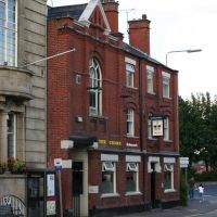 Crown Public House, Earle Street, Crewe, Крю