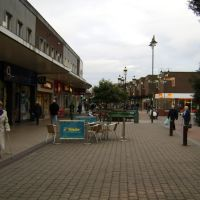 Shopping street, Крю