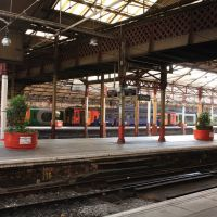 Crewe Rail, Крю