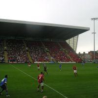 Crewe Alexandra v Leyton Orient, August 2007, Крю