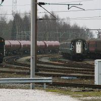 Crewe Diesel TMD, Крю