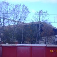 Alexandra Stadium, Крю