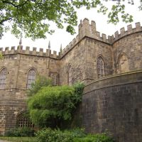 Lancaster Castle, Ланкастер