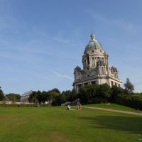 The Ashton Memorial, Williamson Park, Lancaster, Lancashire, Ланкастер