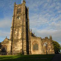 Lancaster Priory, Lancashire, England, Ланкастер