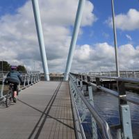 Millennium Bridge, Lancaster, Ланкастер