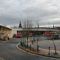 Lancaster Bus Station ¬, Ланкастер