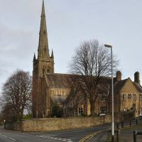 Lancaster Cathedral ¬, Ланкастер