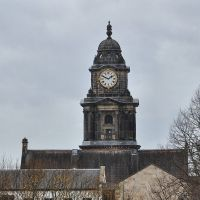 Town Hall clock ¬, Ланкастер