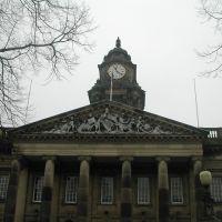 Lancaster Town Hall, Ланкастер