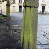 now thats what I call a bollard, Ланкастер