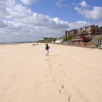 Lowestoft Beach, Лаустофт