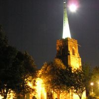 Full Moon over St. Margarets, Лаустофт