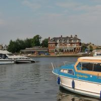 Wherry Hotel, Oulton Broad, Лаустофт
