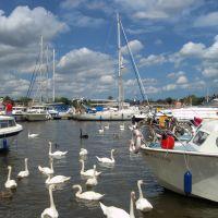 Oulton Broad Lowestoft Suffolk, Лаустофт