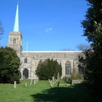 St. Margarets Church, Lowestoft 1, Лаустофт