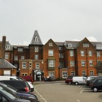 CEFAS in Lowestoft, Лаустофт