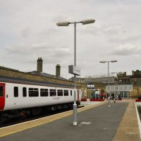 Lowestoft Station, Лаустофт