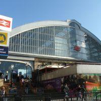 Lime Street Railway Station, Liverpool, Ливерпуль