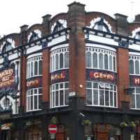 The Crown Hotel, Ливерпуль