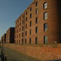 Liverpool - Albert Dock, Ливерпуль