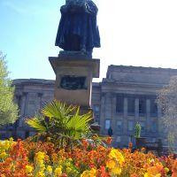 St.Johns gardens ...Liverpool, Ливерпуль