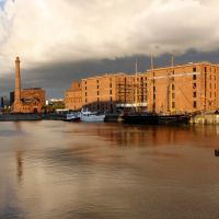 Merseyside Maritim Museum - Albert Dock, Ливерпуль