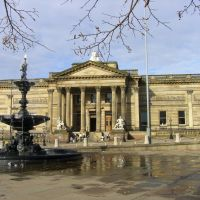 The Walker Art Gallery, Liverpool, Ливерпуль