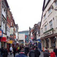 Liverpool - Richmond St., Ливерпуль