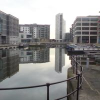 Clarence Dock, Лидс