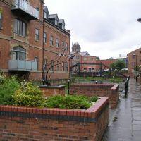 Leeds, Riverside, Victoria Quays, Лидс