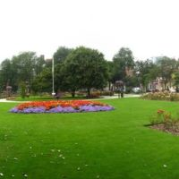 Leeds City Park Panorama, Лидс