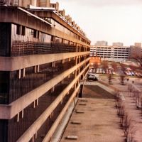 Leeds Uni Physics Admin Bldg (1981), Лидс