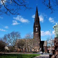 Leeds Churches (3): St Augustine, Headingley, Лидс